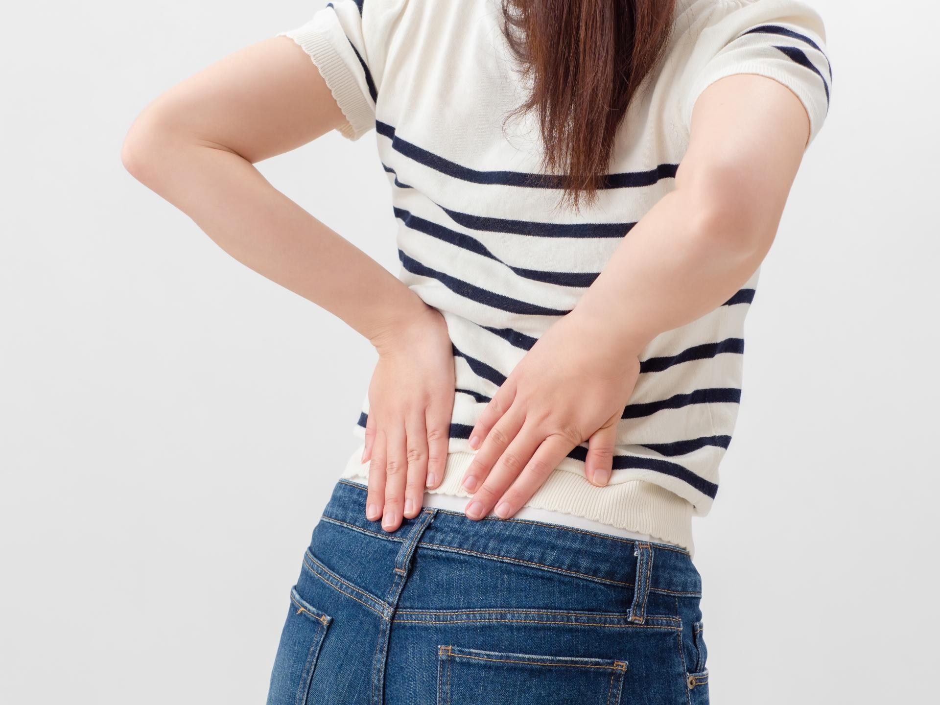 ぎっくり腰について症例