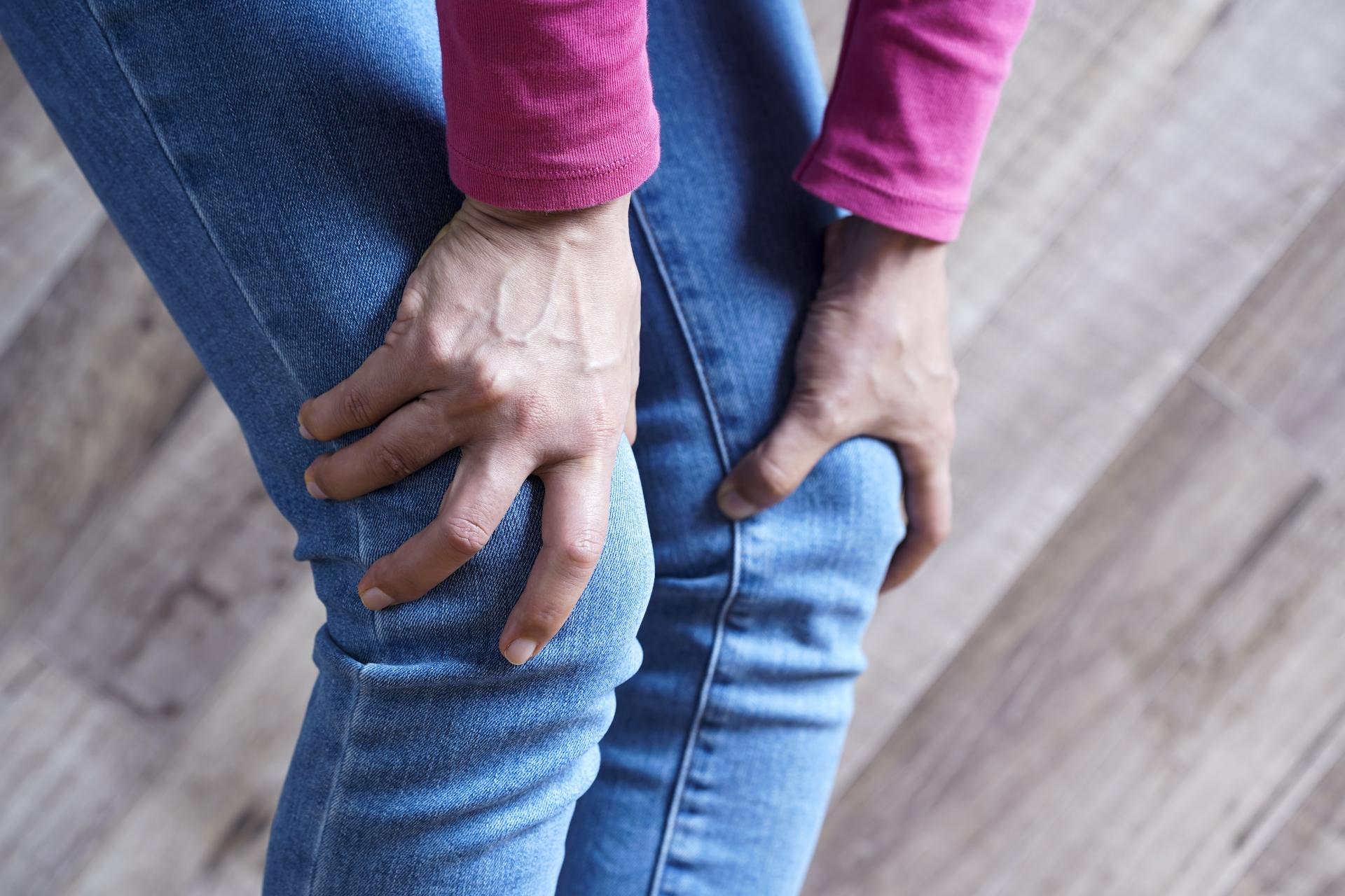 変形性膝関節症について症例