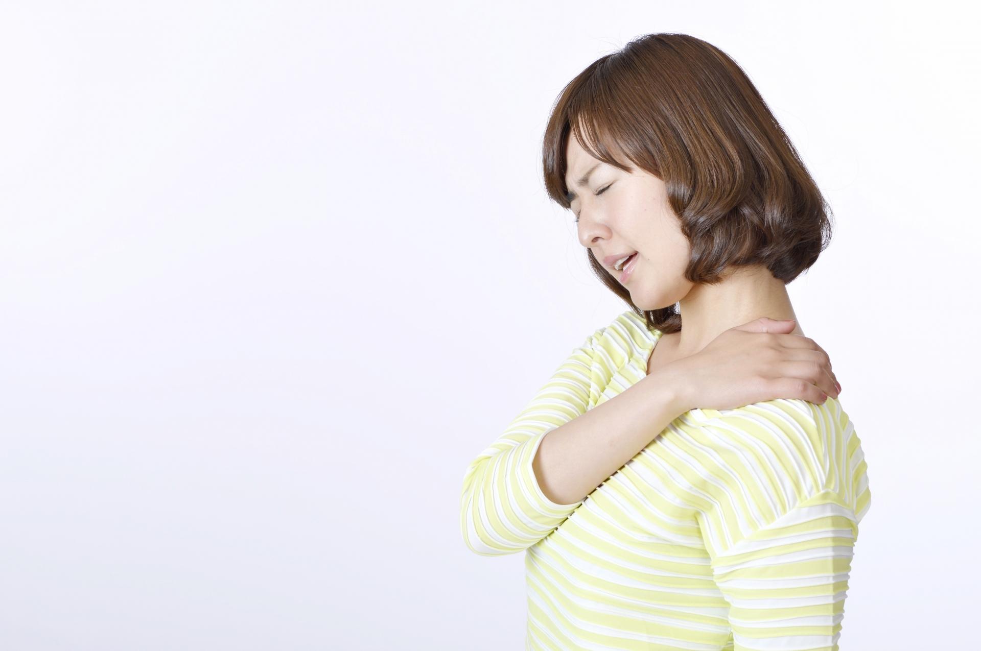 肩こりについて症例