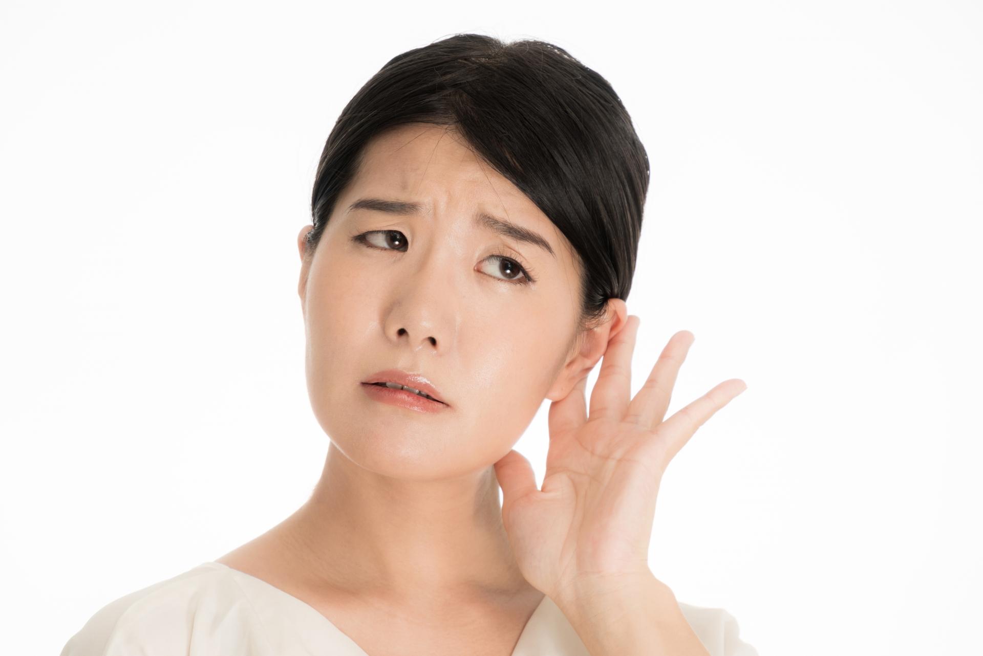 難聴について症例
